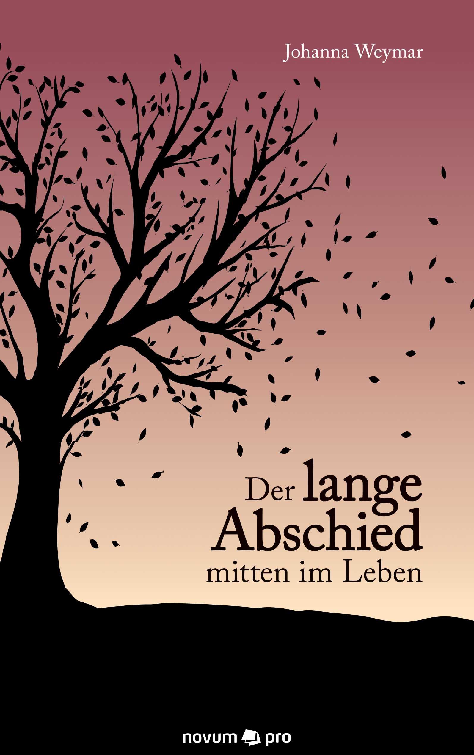 цена Johanna Weymar Der lange Abschied mitten im Leben онлайн в 2017 году