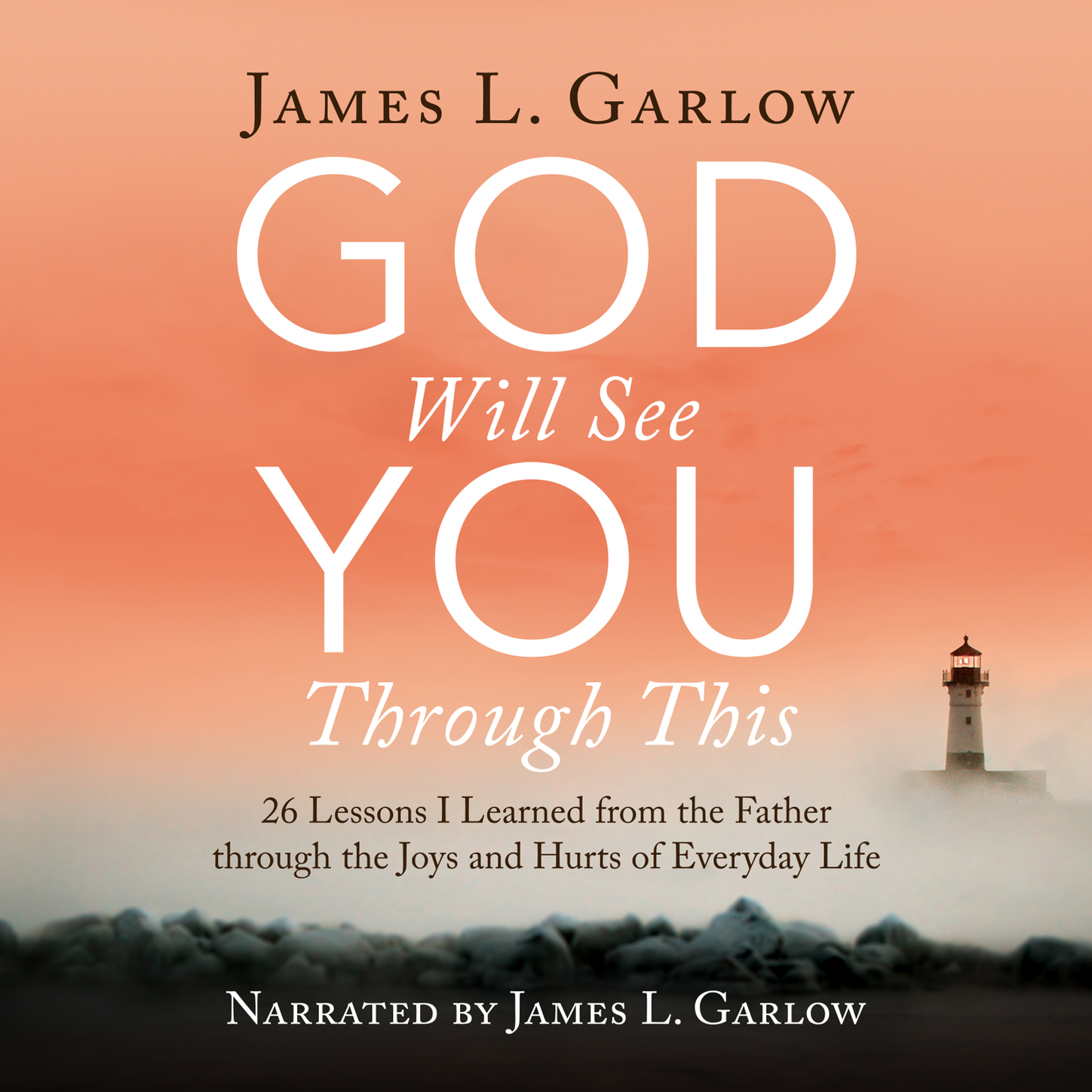 Фото - James L. Garlow God Will See You Through This - 26 Lessons I Learned from the Father through the Joys and Hurts of Everyday Life (Unabridged) see through shirt