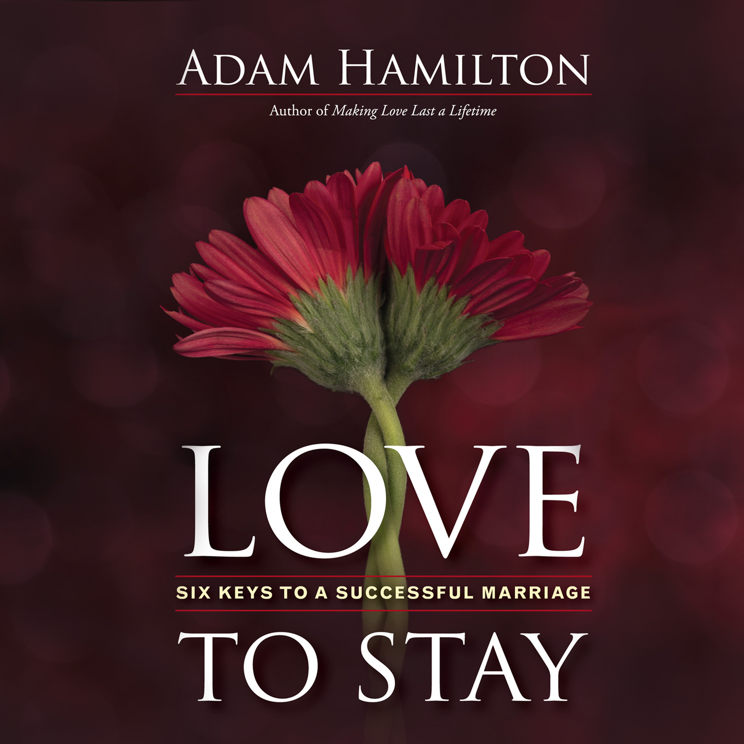 Adam Hamilton Love to Stay - Six Keys to a Successful Marriage (Unabridged) oom 102 1 oxygen battery applied to drager mustang hamilton newport chenwei