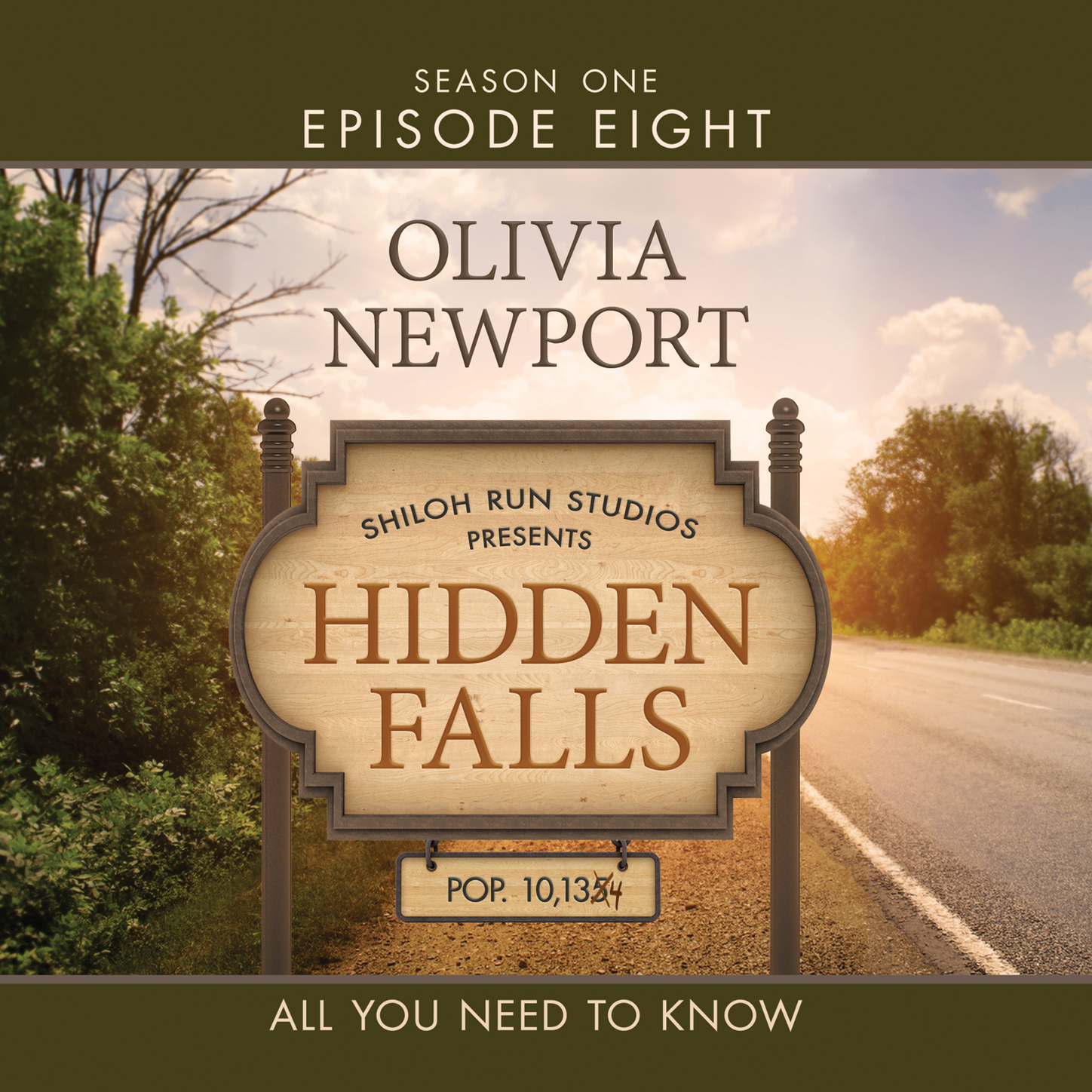 Olivia Newport Hidden Falls, Season 1, Episode 8: All You Need to Know (Unabridged) oom 102 1 oxygen battery applied to drager mustang hamilton newport chenwei