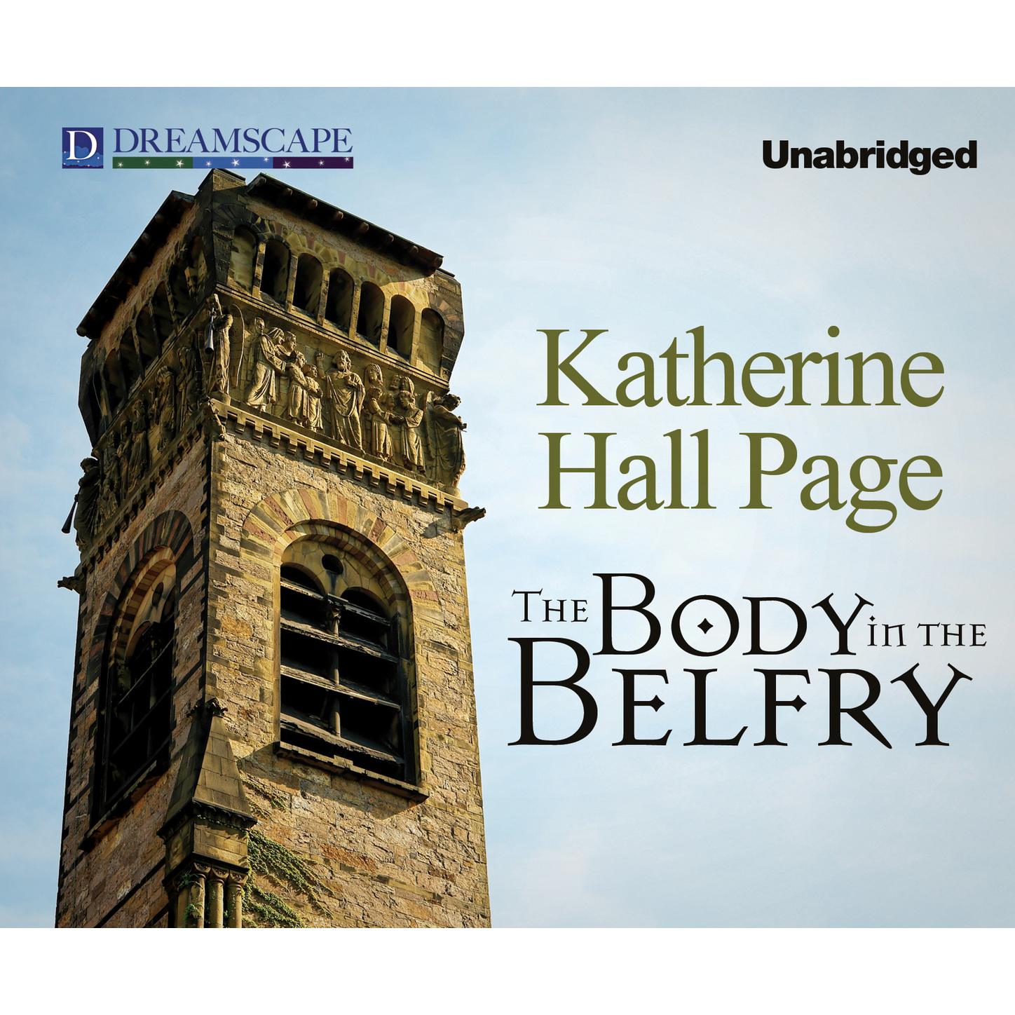Katherine Hall Page The Body in the Belfry - A Faith Fairchild Mystery, Book 1 (Unabridged) aava page 1