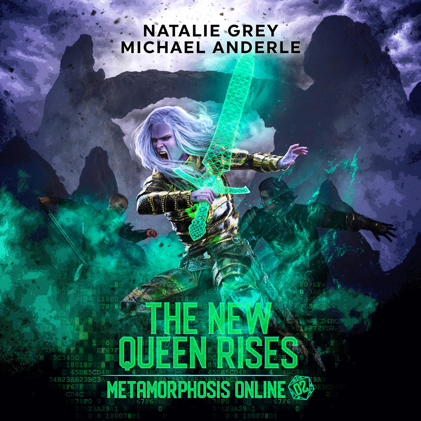 Michael Anderle The New Queen Rises - Metamorphosis Online, Book 2 (Unabridged)