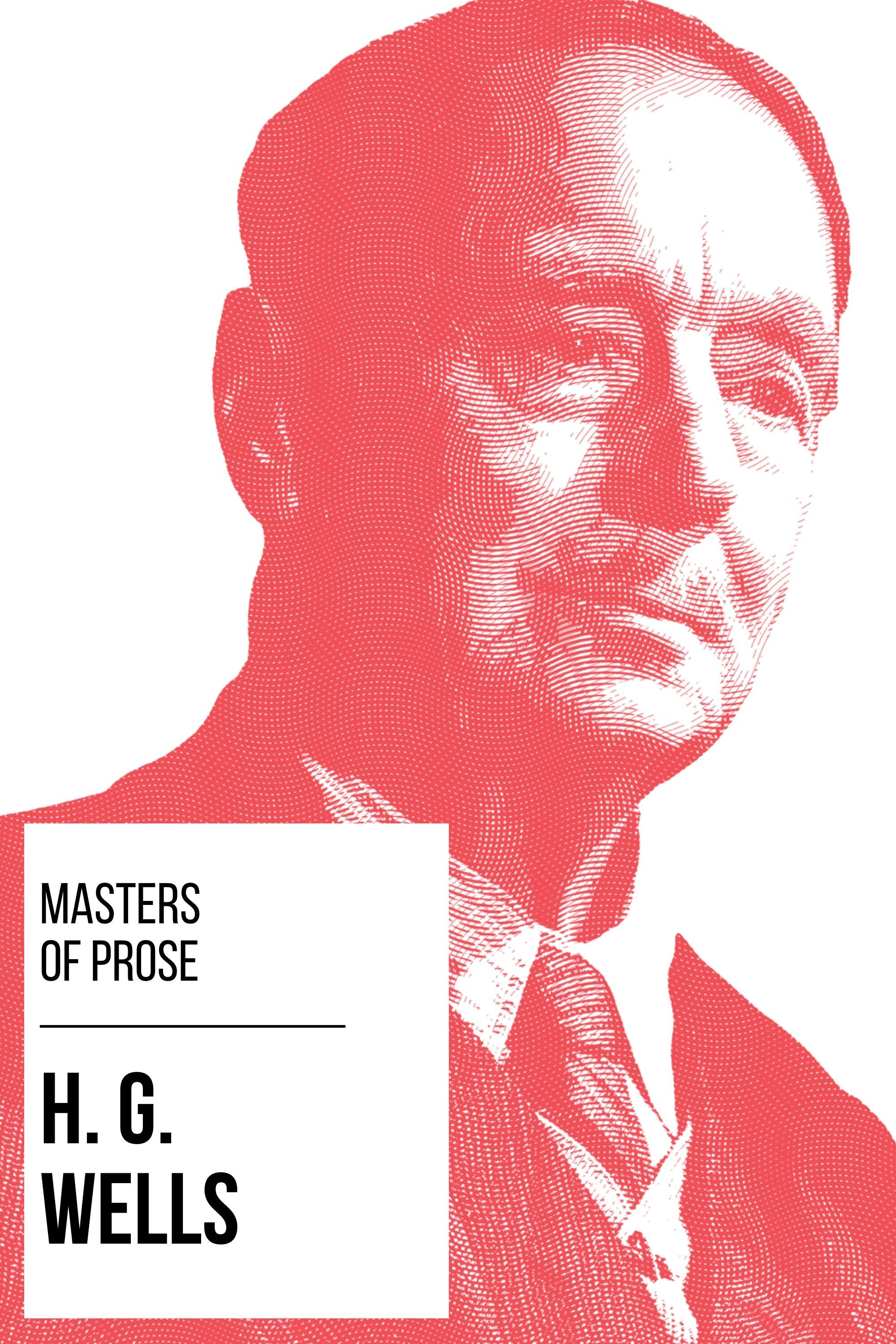 H. G. Wells Masters of Prose - H. G. Wells