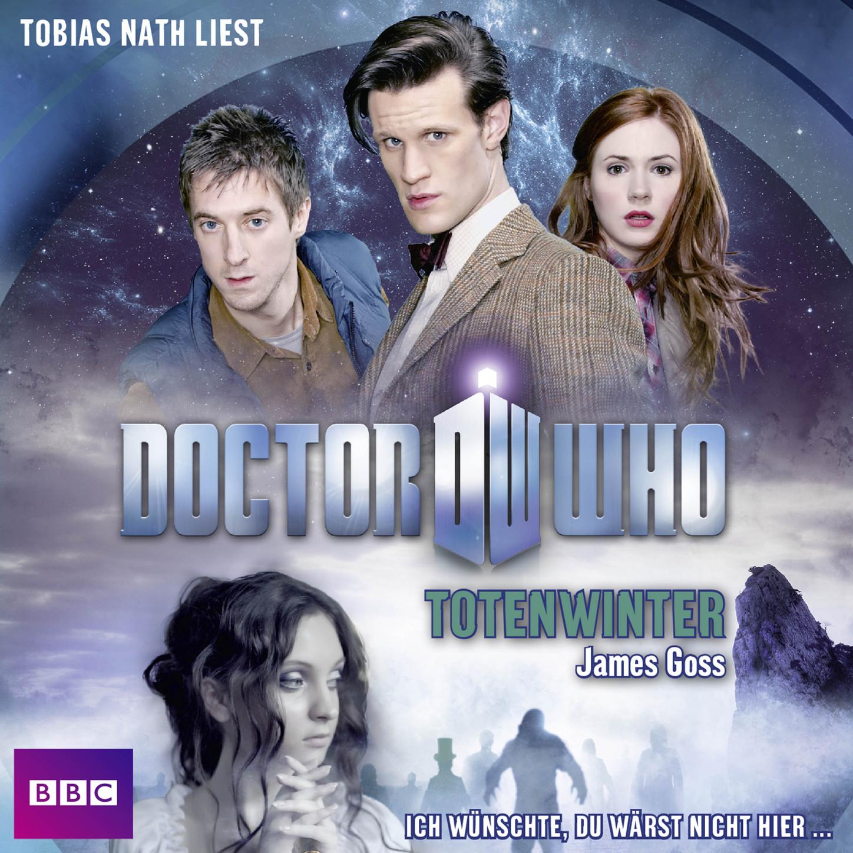 James Goss Doctor Who - Totenwinter (Gekürzt) цена 2017