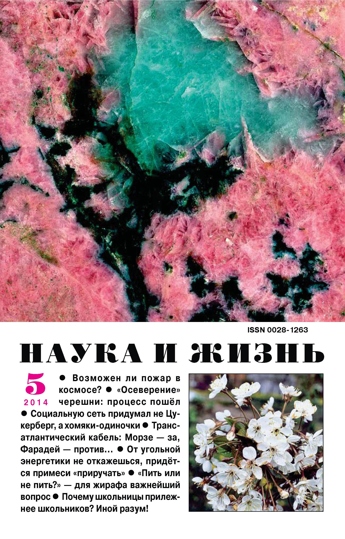 Наука и жизнь № 05/2014