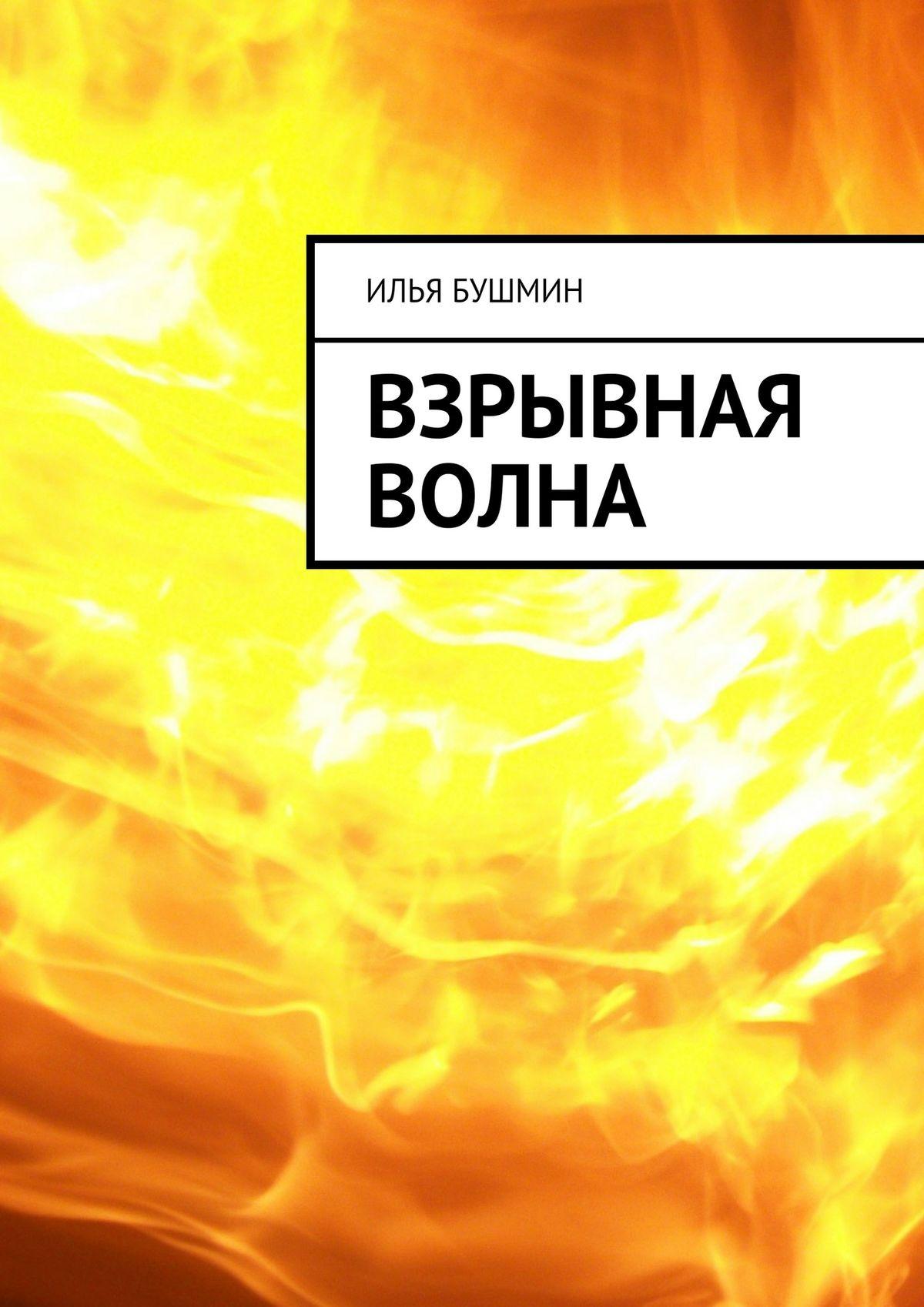 Илья Бушмин Взрывная волна цена