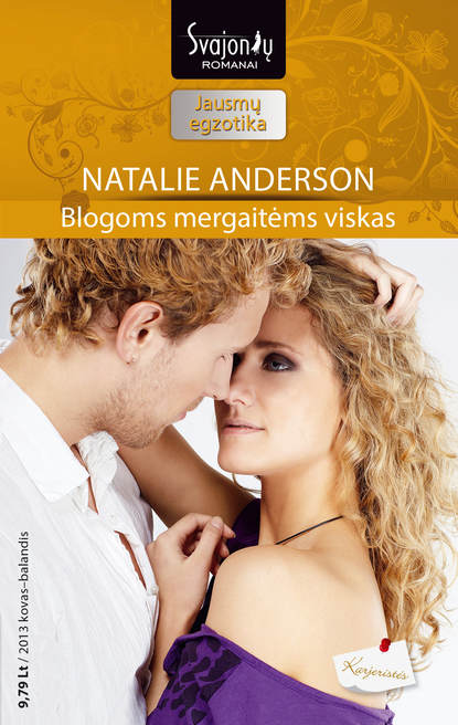 Natalie Anderson Blogoms mergaitėms viskas