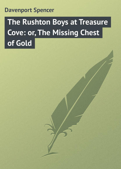 Davenport Spencer The Rushton Boys at Treasure Cove: or, The Missing Chest of Gold davenport spencer the rushton boys at treasure cove or the missing chest of gold