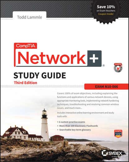 Фото - Todd Lammle CompTIA Network+ Study Guide. Exam N10-006 группа авторов comptia network review guide