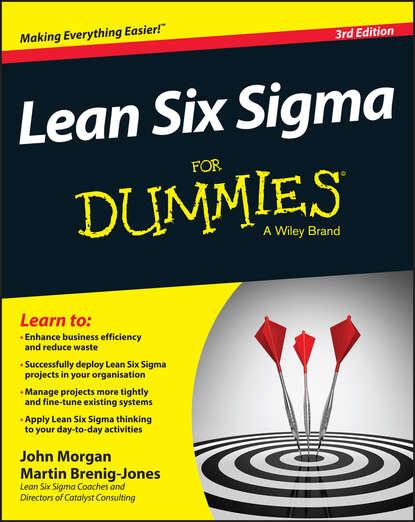 цена на John Morgan Lean Six Sigma For Dummies