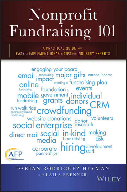 Darian Heyman Rodriguez Nonprofit Fundraising 101. A Practical Guide to Easy to Implement Ideas and Tips from Industry Experts crowdfunding