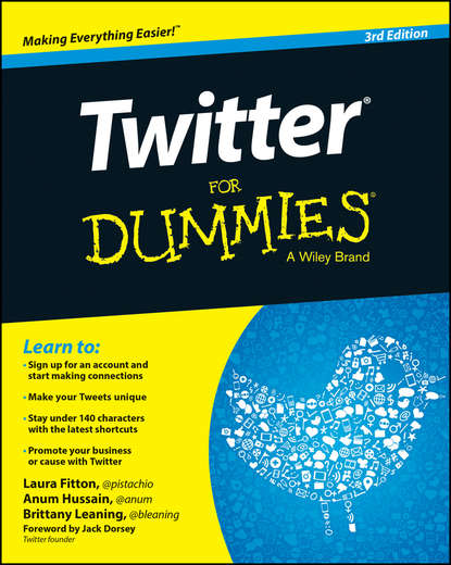 Laura Fitton Twitter For Dummies