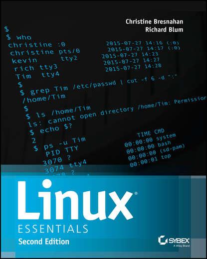 Richard Blum Linux Essentials operating system