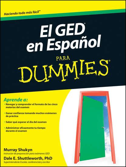 Murray Shukyn El GED en Espanol Para Dummies murray shukyn ged mathematical reasoning test for dummies
