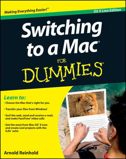 Arnold Reinhold Switching to a Mac For Dummies