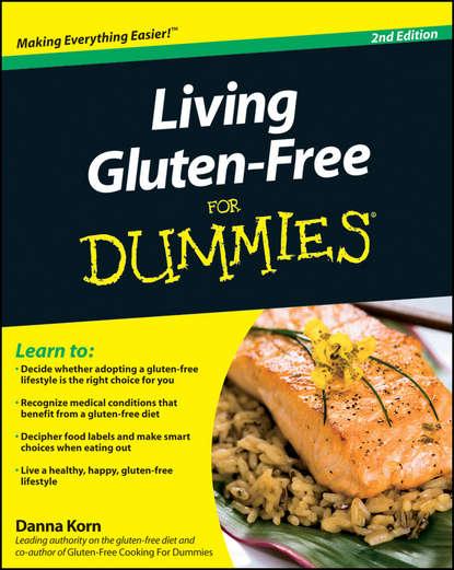 Danna Korn Living Gluten-Free For Dummies 5pcs tda7297 zip new and original ic free shipping