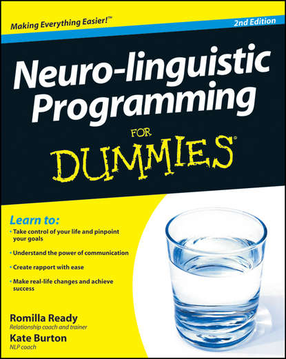 Фото - Kate Burton Neuro-linguistic Programming For Dummies alexis inc anthony bettering yourself through nlp shape your life and achieve anything you want using neurolinguistic programming techniques