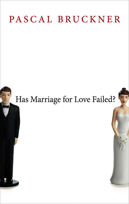 Pascal Bruckner Has Marriage for Love Failed? blog of love