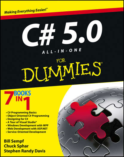 Фото - Bill Sempf C# 5.0 All-in-One For Dummies c c pecknold christianity and politics