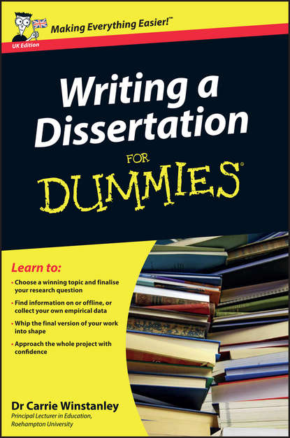 Carrie Winstanley Writing a Dissertation For Dummies thomas green a dissertation on enthusiasm