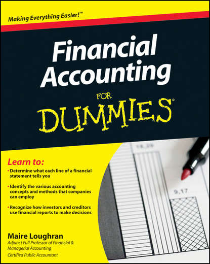 Maire Loughran Financial Accounting For Dummies john tracy a accounting for dummies