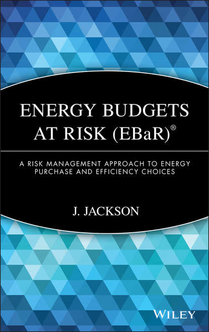 J. Jackson Energy Budgets at Risk (EBaR). A Risk Management Approach to Energy Purchase and Efficiency Choices managing budgets