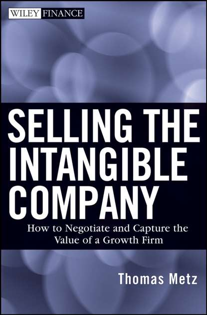 Thomas Metz Selling the Intangible Company. How to Negotiate and Capture the Value of a Growth Firm euryale ferox and its medicinal value