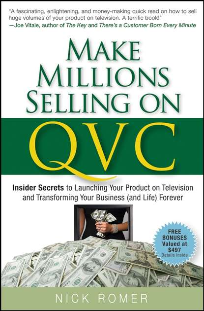 Nick Romer Make Millions Selling on QVC. Insider Secrets to Launching Your Product on Television and Transforming Your Business (and Life) Forever the complete idiot s guide to selling your crafts on etsy