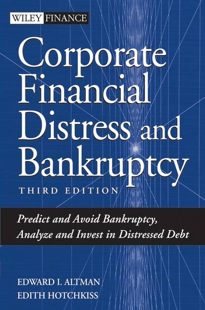 Edith Hotchkiss Corporate Financial Distress and Bankruptcy. Predict and Avoid Bankruptcy, Analyze and Invest in Distressed Debt growth and yield of t aman rice varieties
