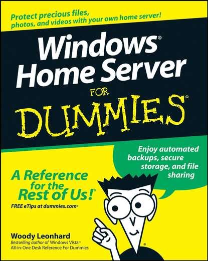 Woody Leonhard Windows Home Server For Dummies woody leonhard green home computing for dummies