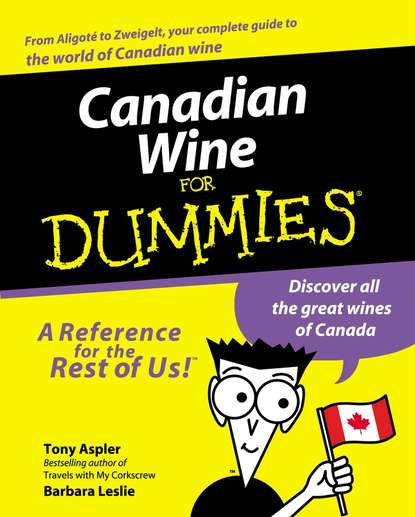 Tony Aspler Canadian Wine for Dummies chuck blethen the wine etiquette guide your defense against wine snobbery
