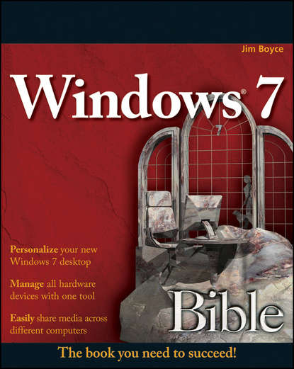Jim Boyce Windows 7 Bible ken trivette bible windows