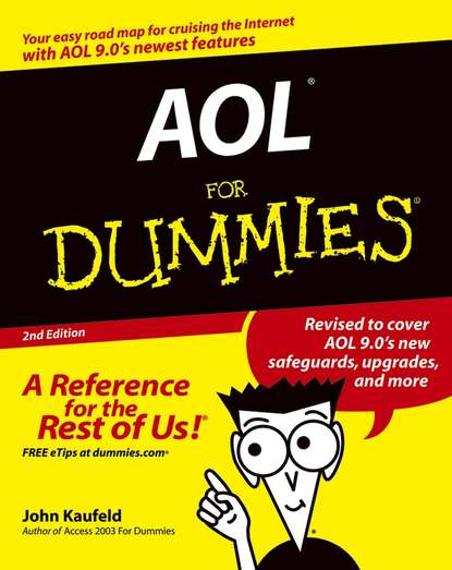 John Kaufeld AOL For Dummies john pezzullo biostatistics for dummies