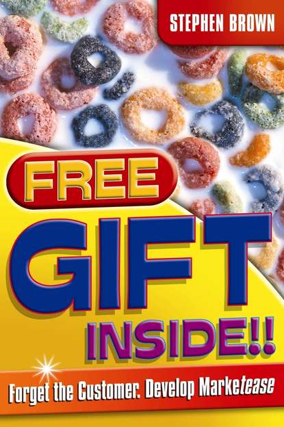 Stephen Brown Free Gift Inside!!. Forget the Customer. Develop Marketease electronic customer relationship management