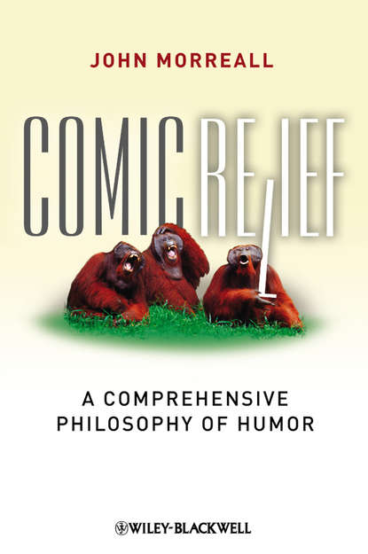 John Morreall Comic Relief. A Comprehensive Philosophy of Humor john morreall comic relief a comprehensive philosophy of humor