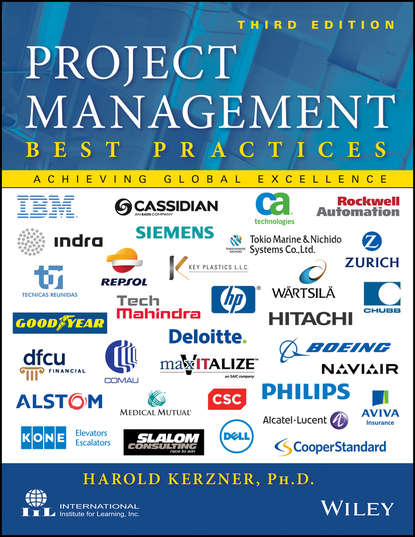 Harold Kerzner, Ph.D. Project Management - Best Practices. Achieving Global Excellence