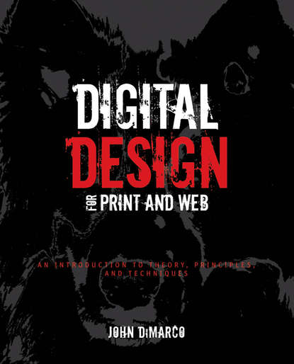 Digital Design for Print and Web. An Introduction to Theory, Principles, and Techniques