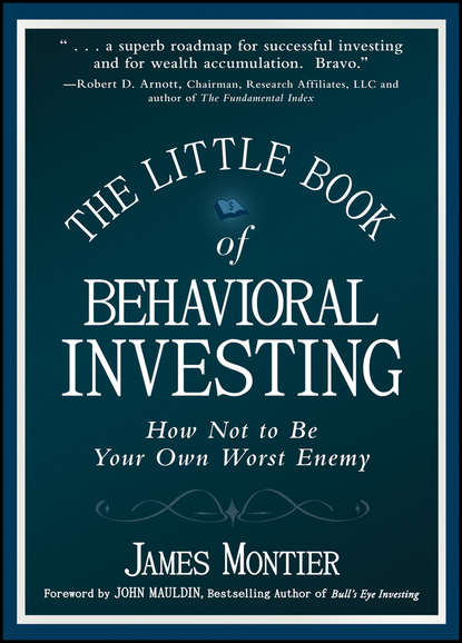James Montier The Little Book of Behavioral Investing. How not to be your own worst enemy behavioral changes during peak fertility of women