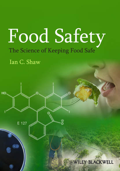 Ian Shaw C. Food Safety. The Science of Keeping Food Safe недорого