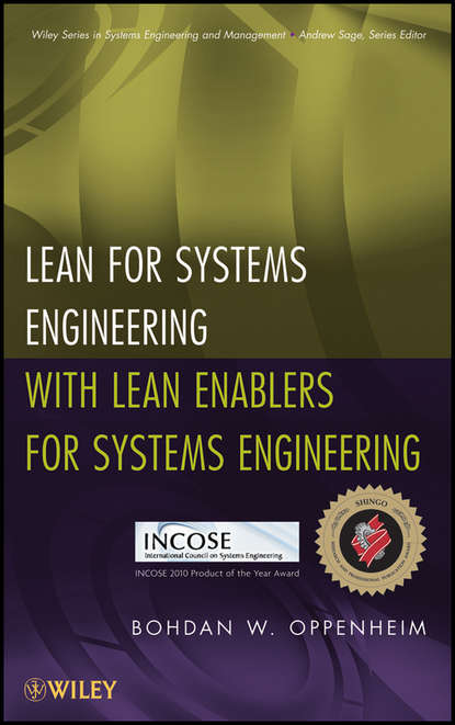 Bohdan Oppenheim W. Lean for Systems Engineering with Lean Enablers for Systems Engineering witold pedrycz fuzzy systems engineering