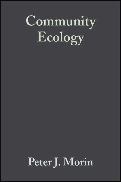 Peter Morin J. Community Ecology social ecology and the vigor of police response