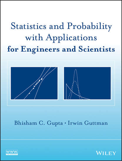Guttman Irwin Statistics and Probability with Applications for Engineers and Scientists недорого