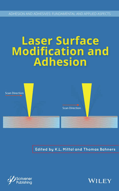 Фото - Mittal K. L. Laser Surface Modification and Adhesion wulff possart adhesion