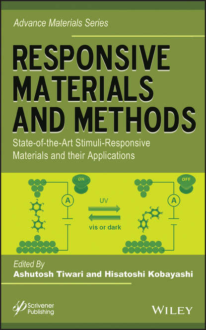 Tiwari Ashutosh Responsive Materials and Methods. State-of-the-Art Stimuli-Responsive Materials and Their Applications недорого
