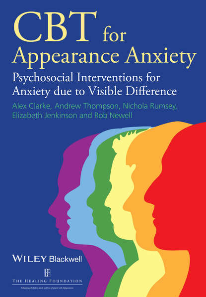 Andrew R. Thompson CBT for Appearance Anxiety gregoris simos cbt for anxiety disorders a practitioner book