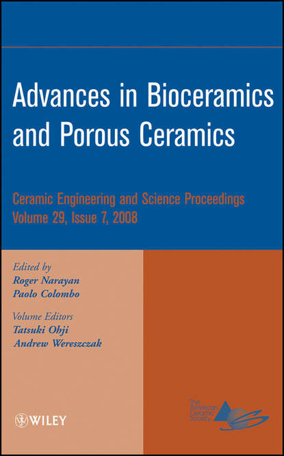 Группа авторов Advances in Bioceramics and Porous Ceramics группа авторов advances in bioceramics and porous ceramics vi