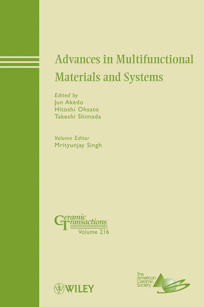 Группа авторов Advances in Multifunctional Materials and Systems s n mukhopadhyay nanoscale multifunctional materials science