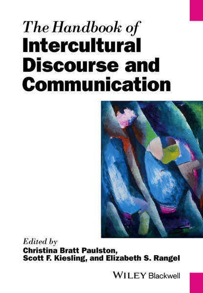 Scott Kiesling F. The Handbook of Intercultural Discourse and Communication the anatomy of dance discourse