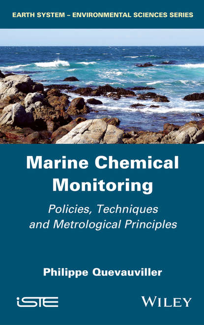 Philippe Quevauviller Marine Chemical Monitoring ray g carleton coastal marine conservation science and policy
