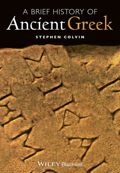 Stephen Colvin A Brief History of Ancient Greek verbal periphrasis in ancient greek